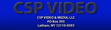 CSP Video & Media, LLCPO Box 393​​Latham, NY 12110-0393
